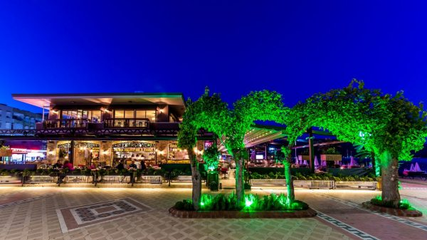 Pukka Restaurant & Cafe Lounge Marmaris